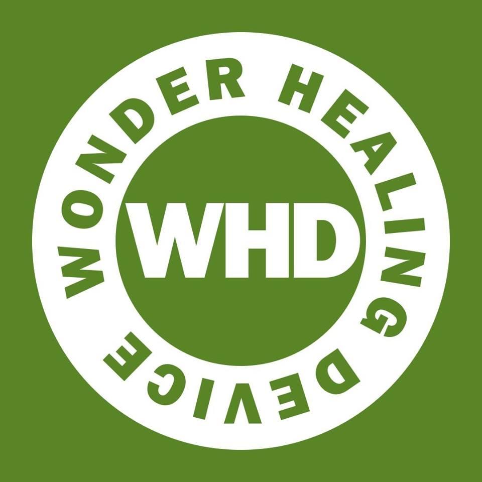 WHD Healing Mat logo